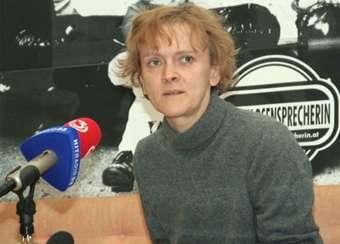 Foto 1 Pressekonferenz: Maria Hintersteiner
